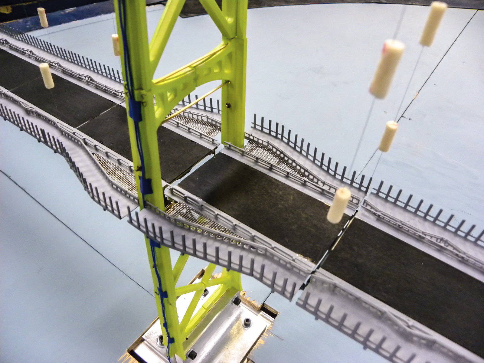 Angus L. MacDonald Bridge model