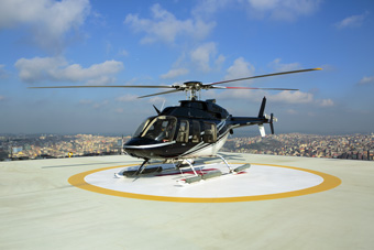 Image: Helipad Operations: the environmental impact on surrounding facilities and human comfort