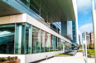 Image: Wind and Microclimate Control Features in Building Design