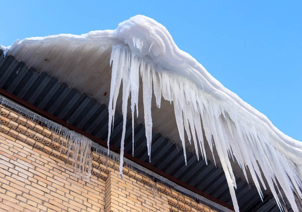Image: Falling Ice and Snow for Buildings and Structures