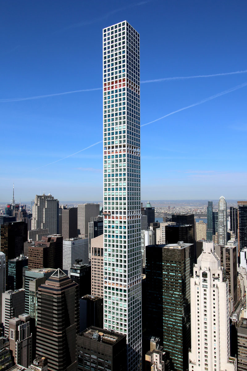 Image: 432 Park Avenue Wind Engineering