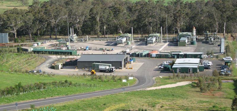 Agl Camden Gas Project