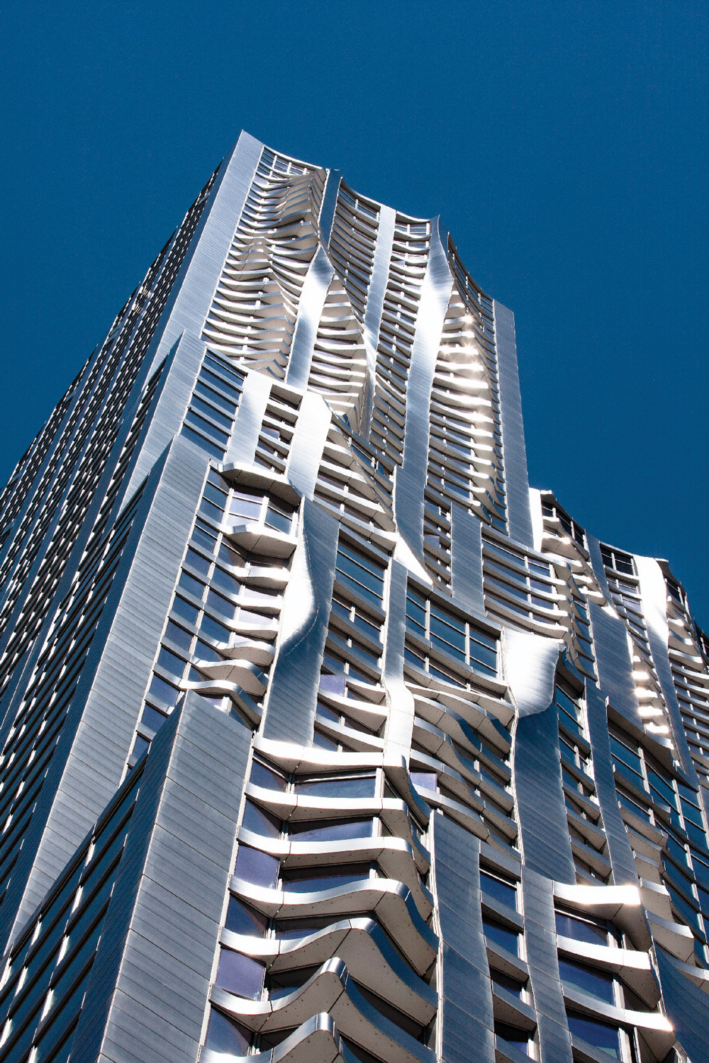Image: New York by Gehry