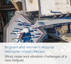 brigham and womens hospital helicopter impact review
