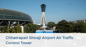 chhatrapati shivaji airport air traffic control tower