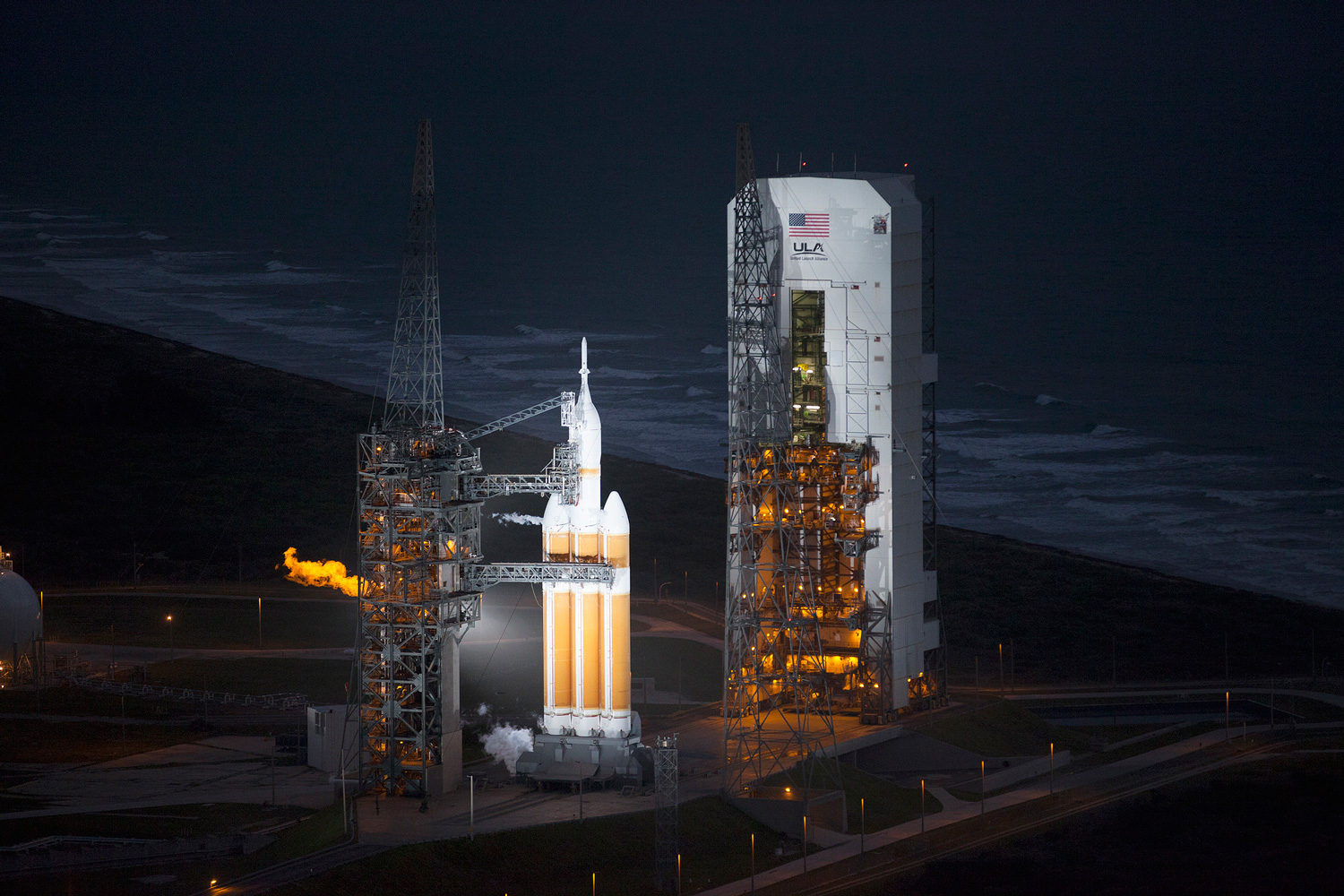Image: Delta IV Launch Vehicle System