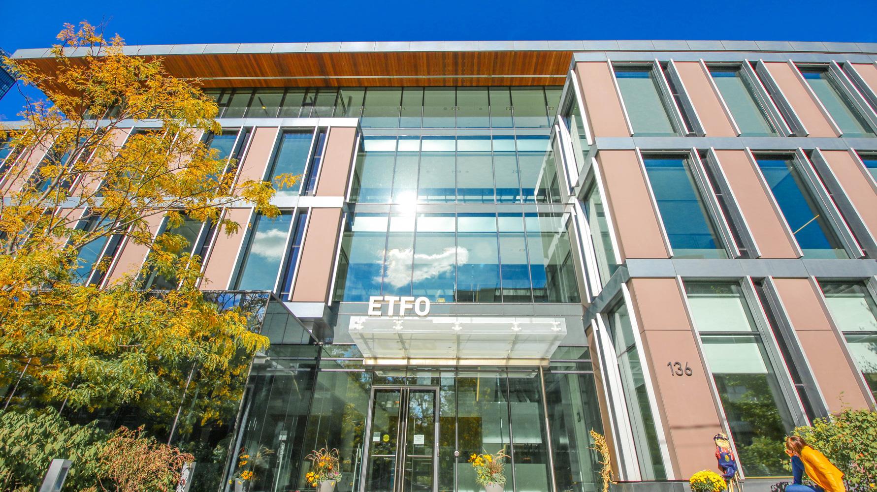 E.T.F.O. building