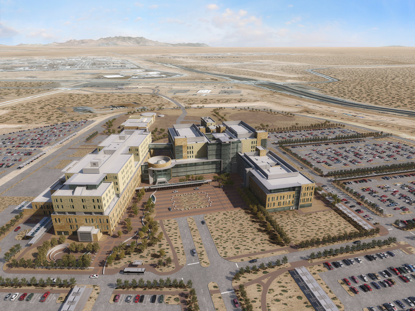 Image: William Beaumont Army Medical Center (Fort Bliss)