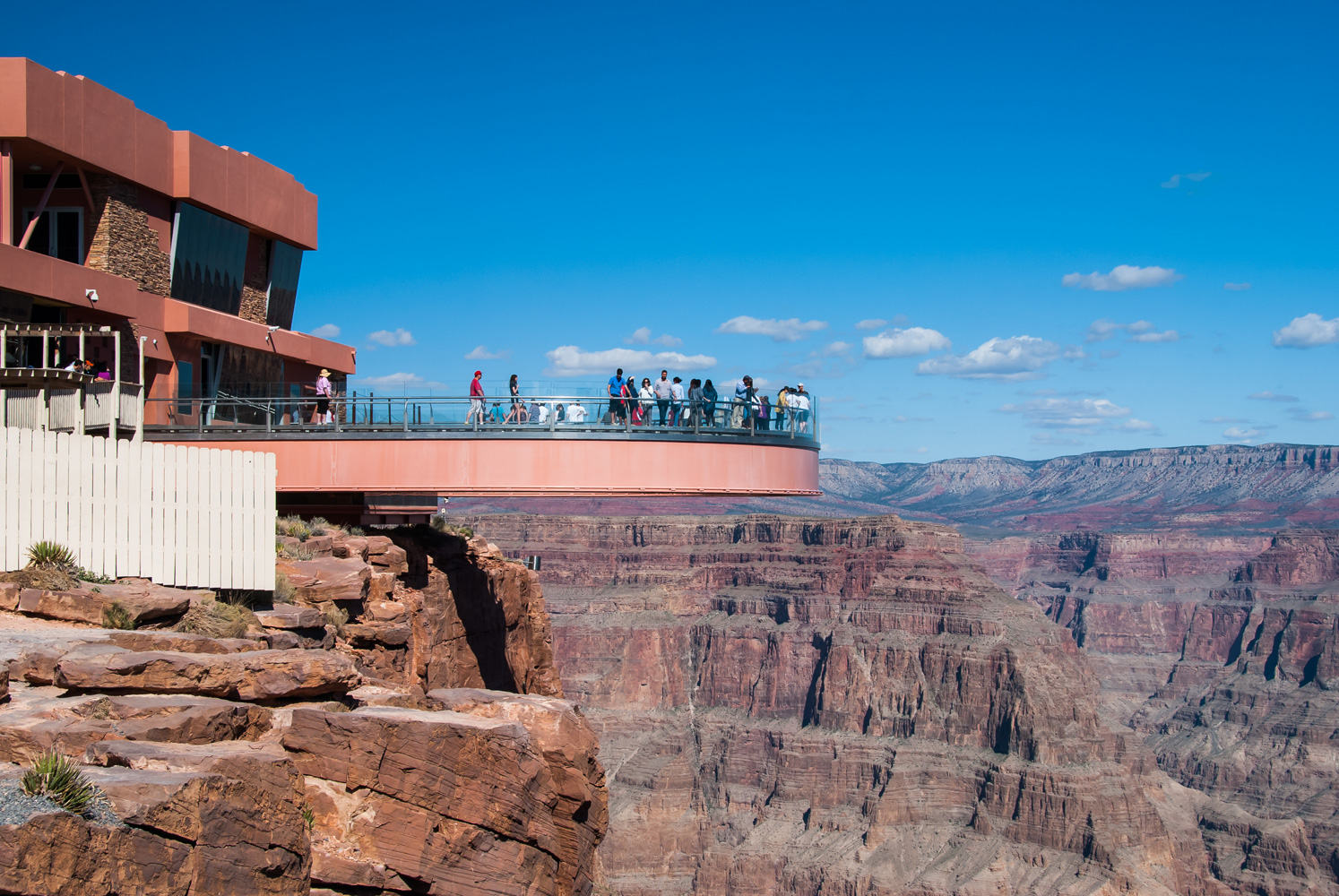 Grand Canyon Skywalk Rwdi Consulting Engineers And