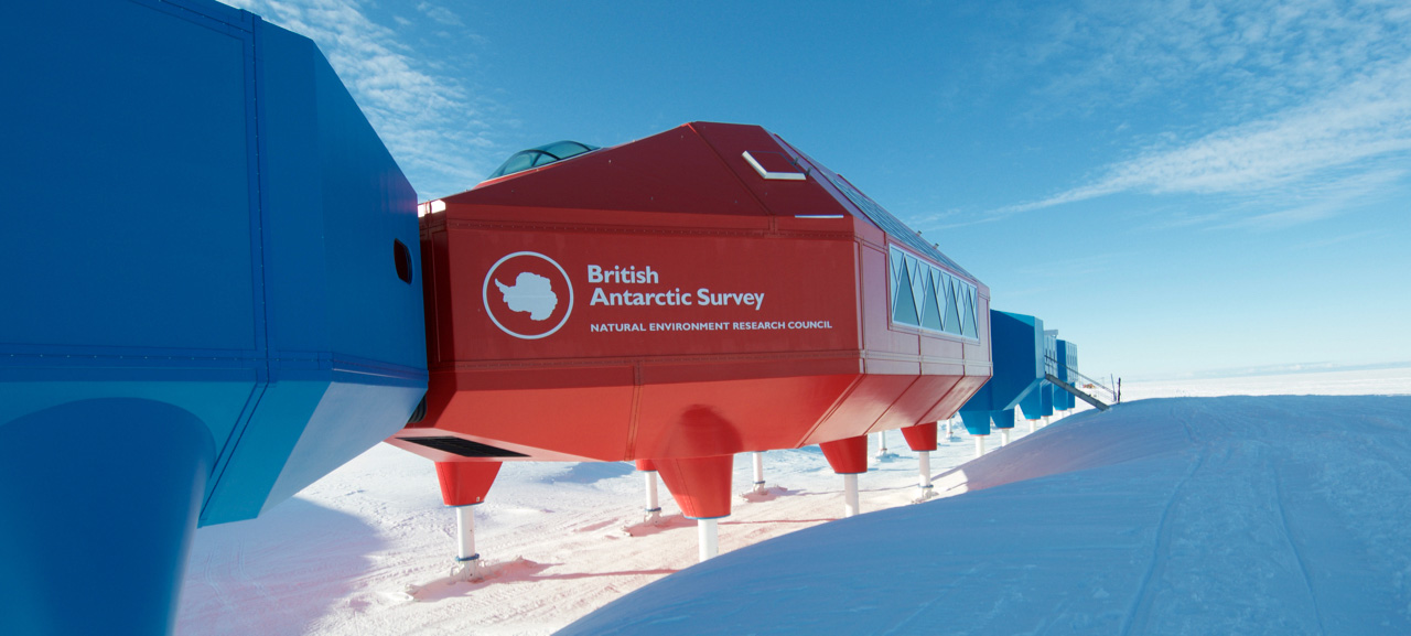 Image: Halley VI Research Station