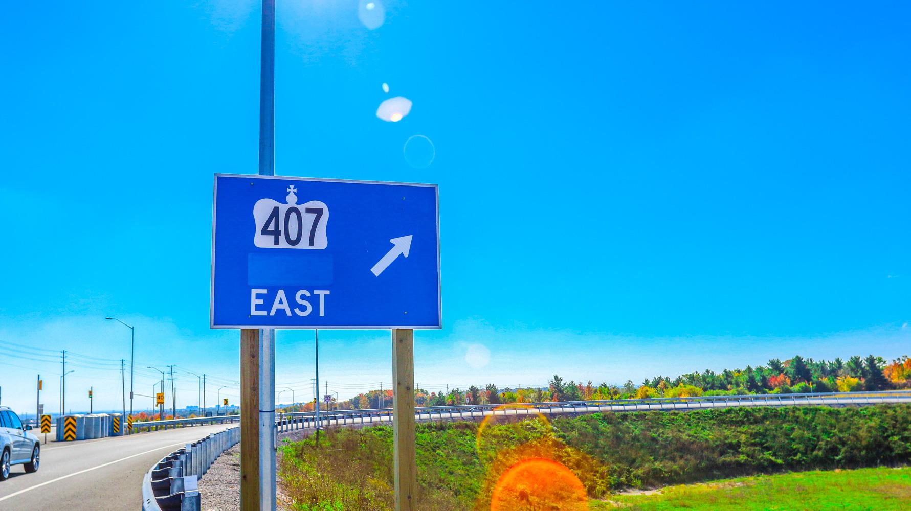 Highway 407 2