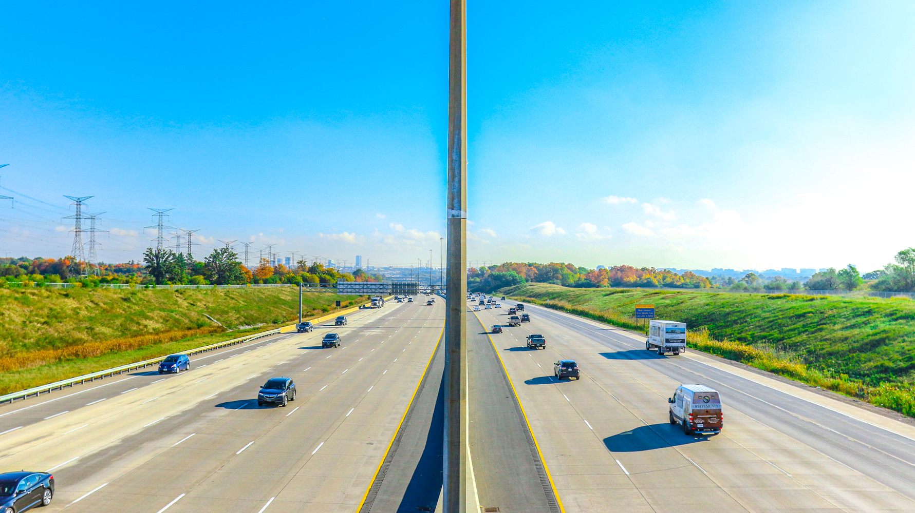 Image: Highway 407 East