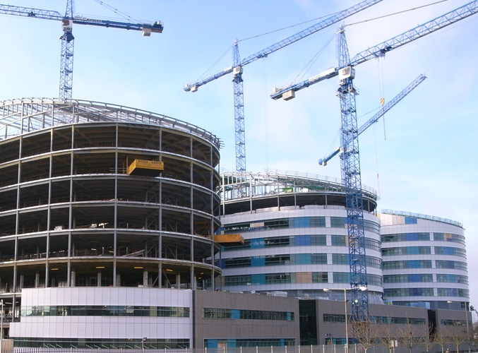 Image: Helping hospitals protect patients during construction projects