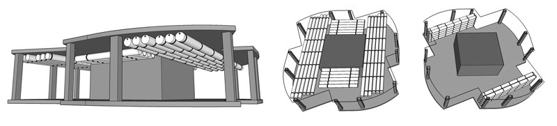 Versatile installation configurations
