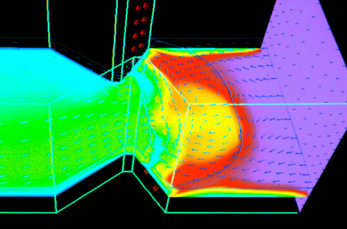 Image: Incorporating Computational Fluid Dynamics (CFD) Modeling into Industrial Applications