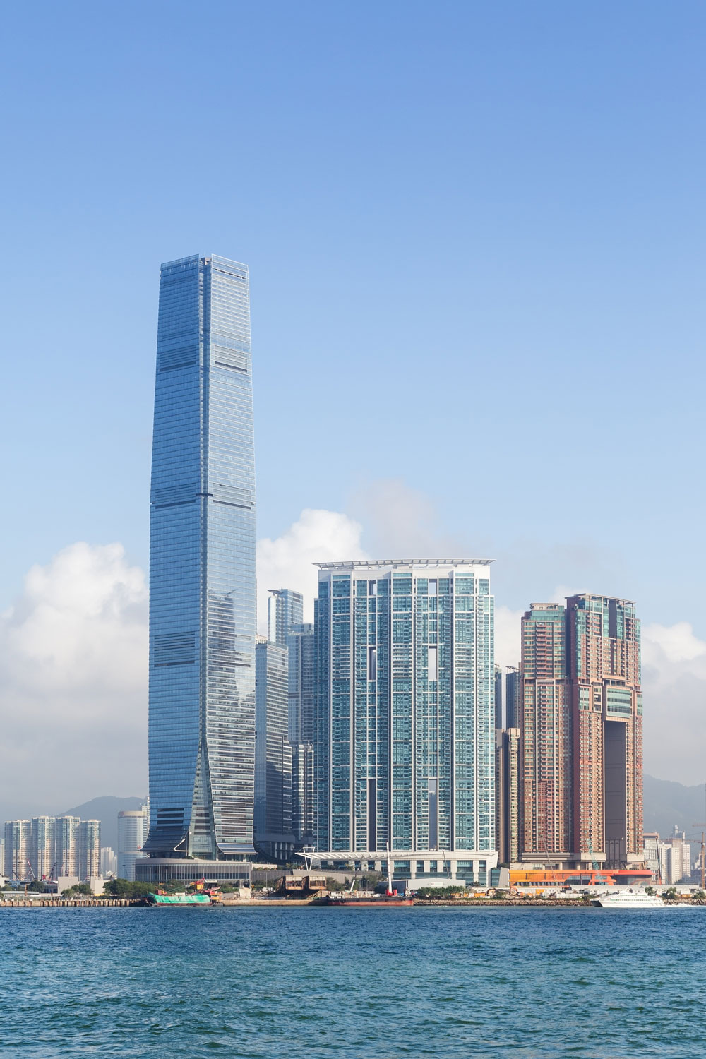 Image: International Commerce Centre