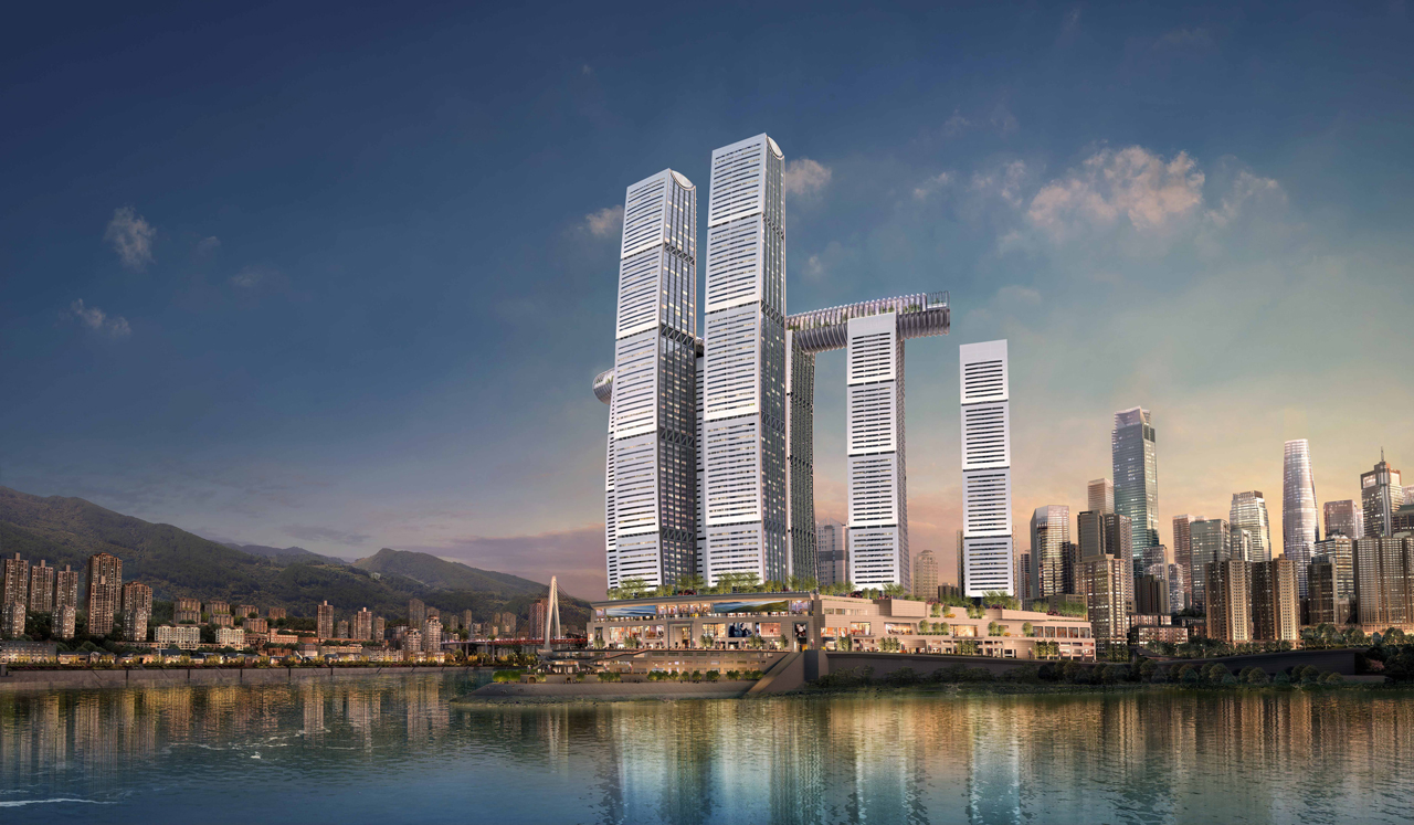 Image: Chongqing Raffles City
