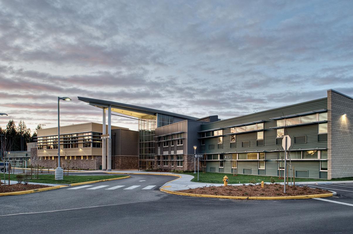 Image: Lynnwood Highschool