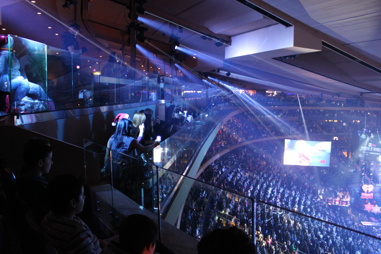 Image: Madison Square Garden