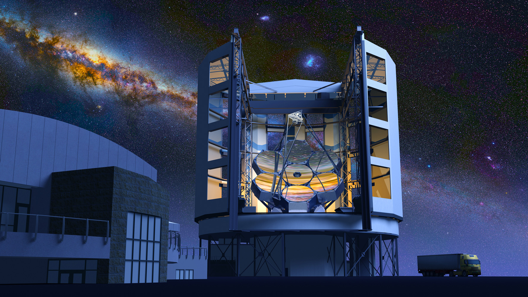 Image: Giant Magellan Telescope