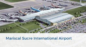new quito international airport