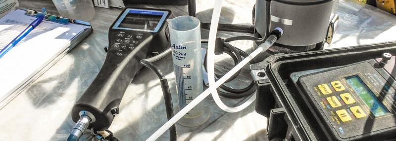 groundwater monitoring equipment