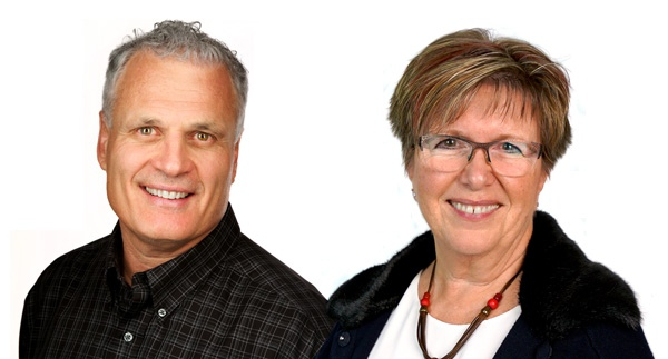 Michael Soligo and Susan Lower