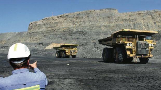 Mt Pleasant Coal Mine