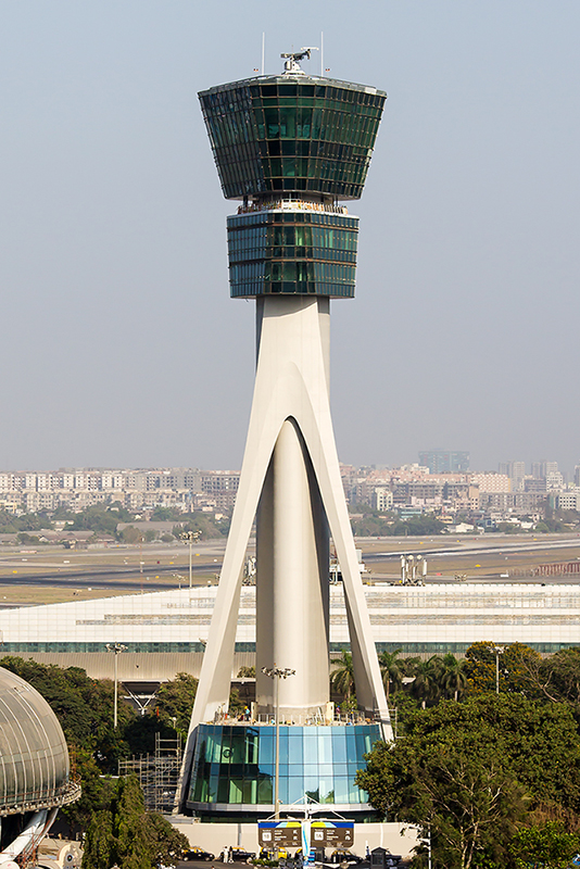 Image: Chhatrapati Shivaji Airport Air Traffic Control Tower
