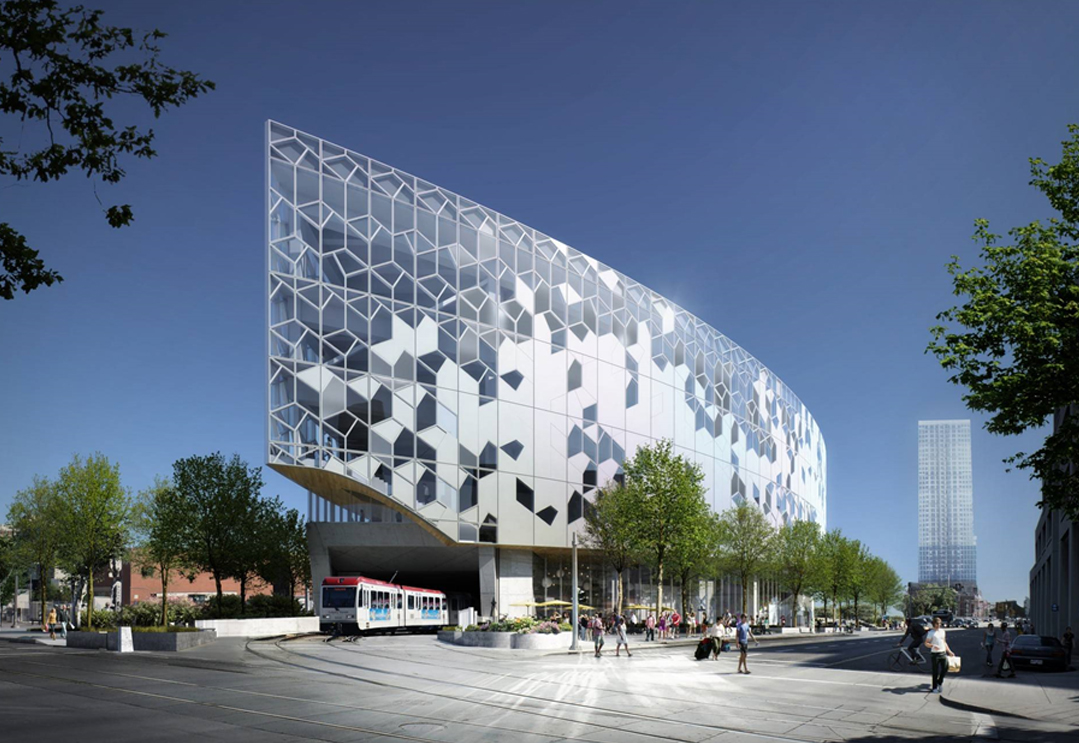 Image: New Central Library