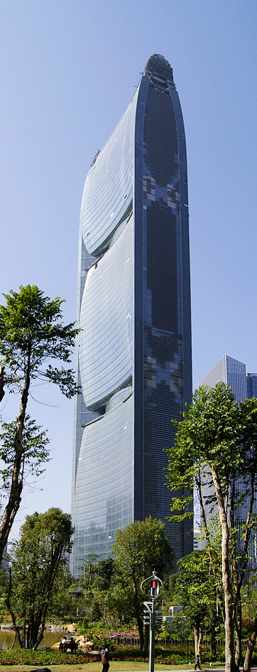 Image: Pearl River Tower