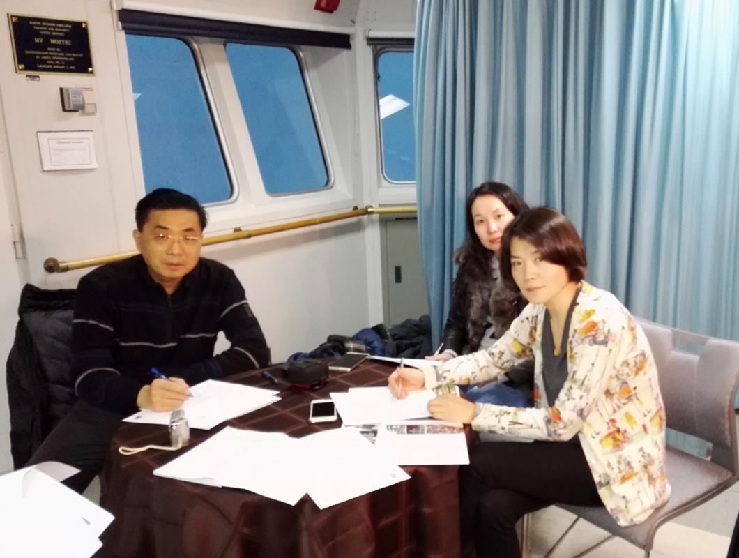 Qingdao Haitian Workshop2 B