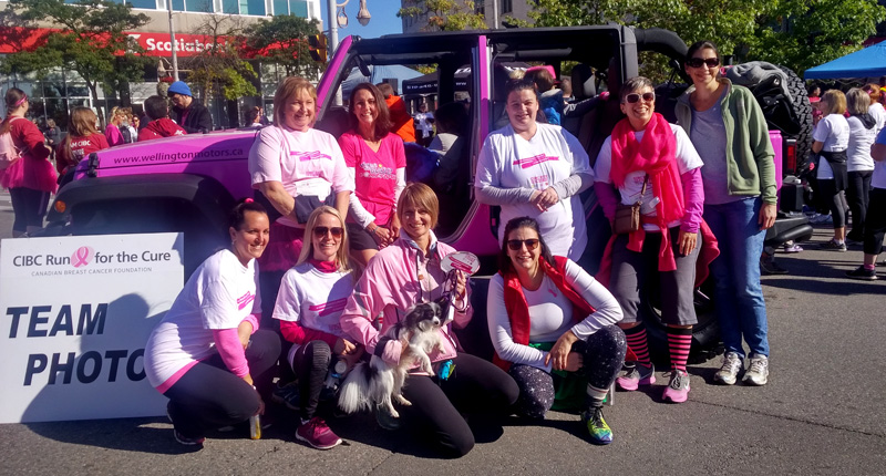 Image: Run for the Cure