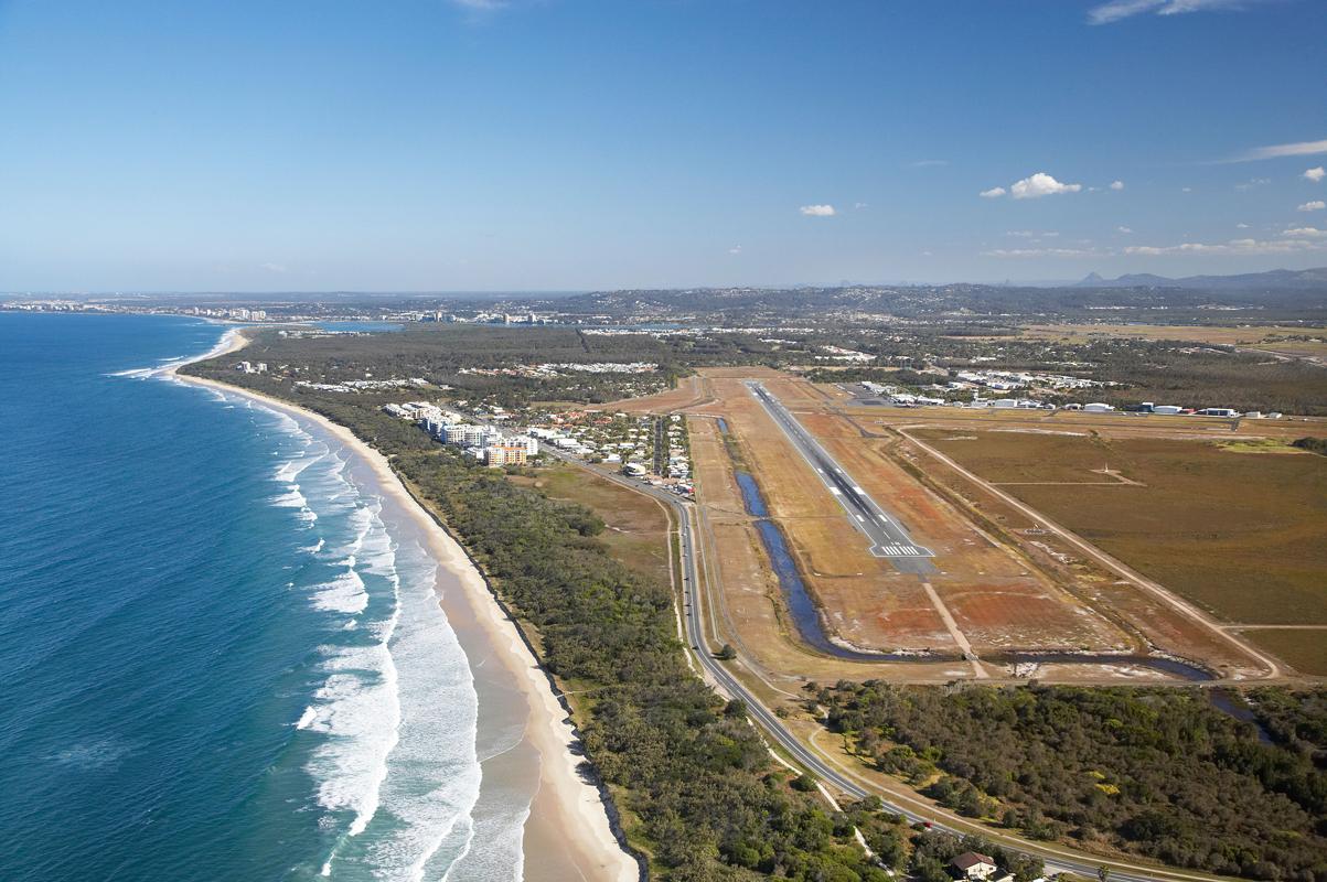 Image: Sunshine Coast Airport