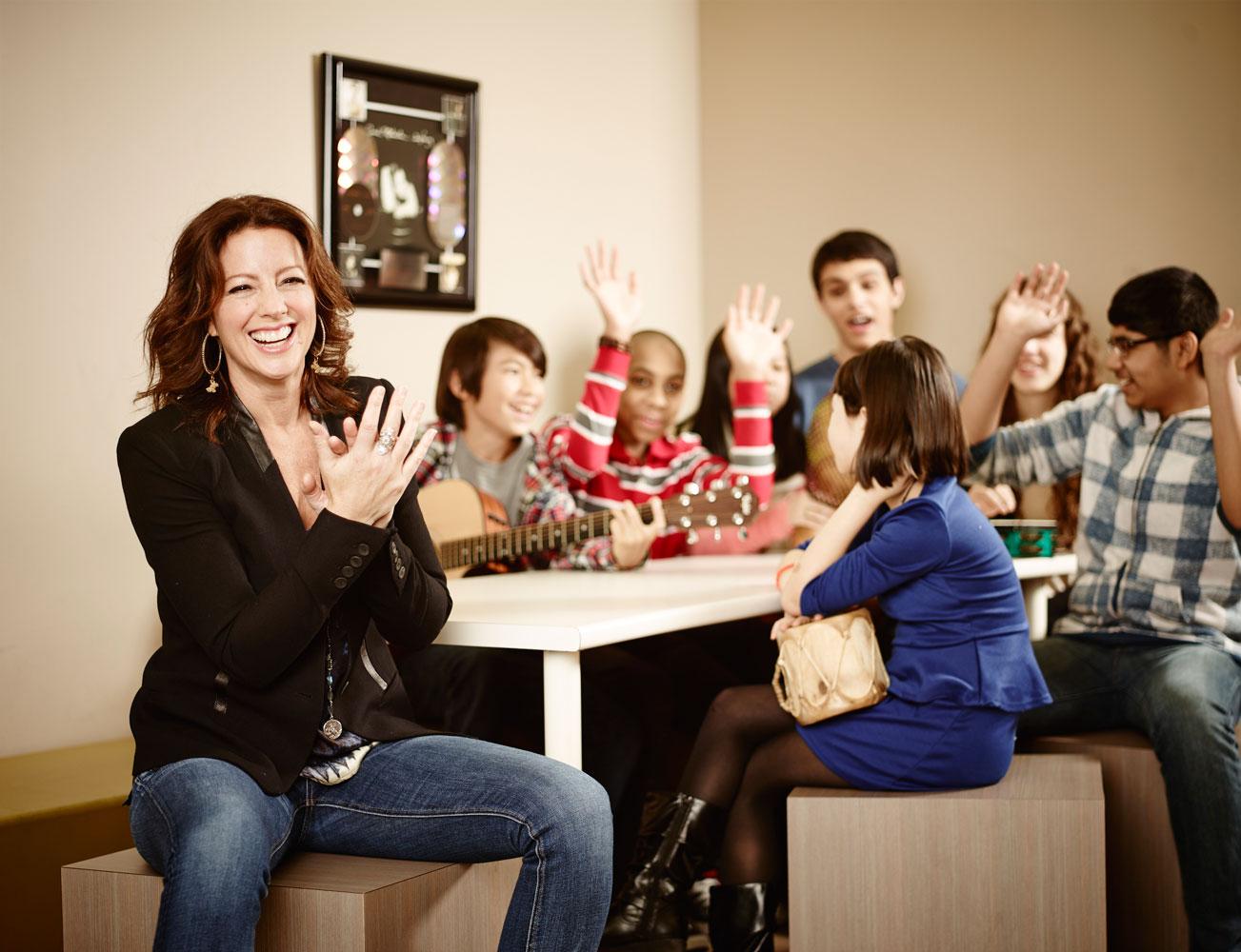 Sarah Mclachlan school