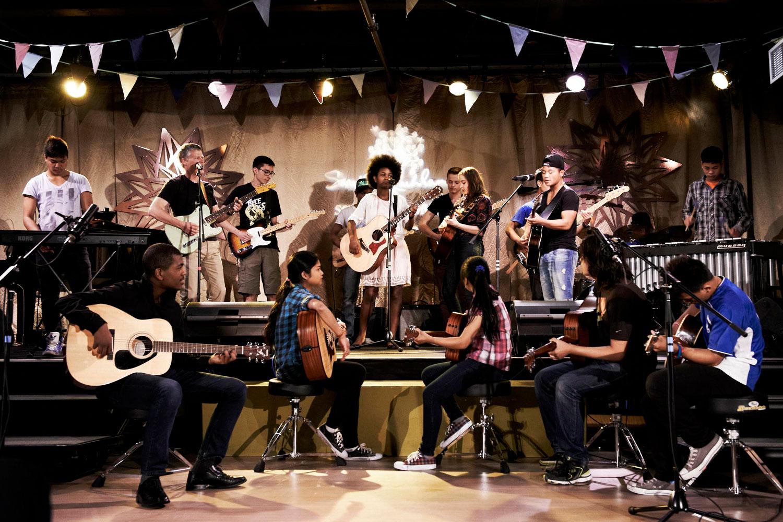 Image: Sarah McLachlan School of Music