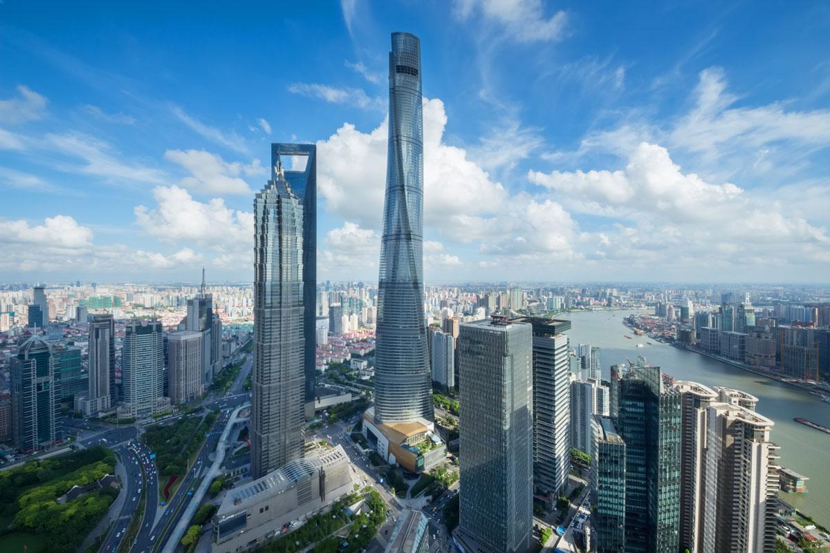 Image: Shanghai Tower