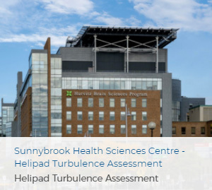 sunnybrook health sciences centre helipad