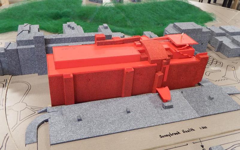 Sunnybrook Hospital Model