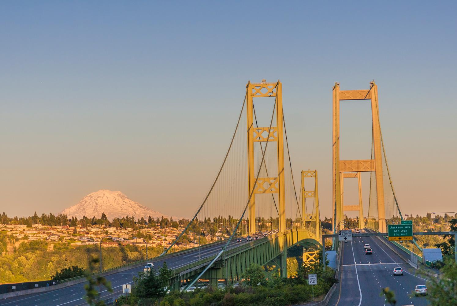 Tacoma Narrows Bridge - RWDI Consulting Engineers and ...