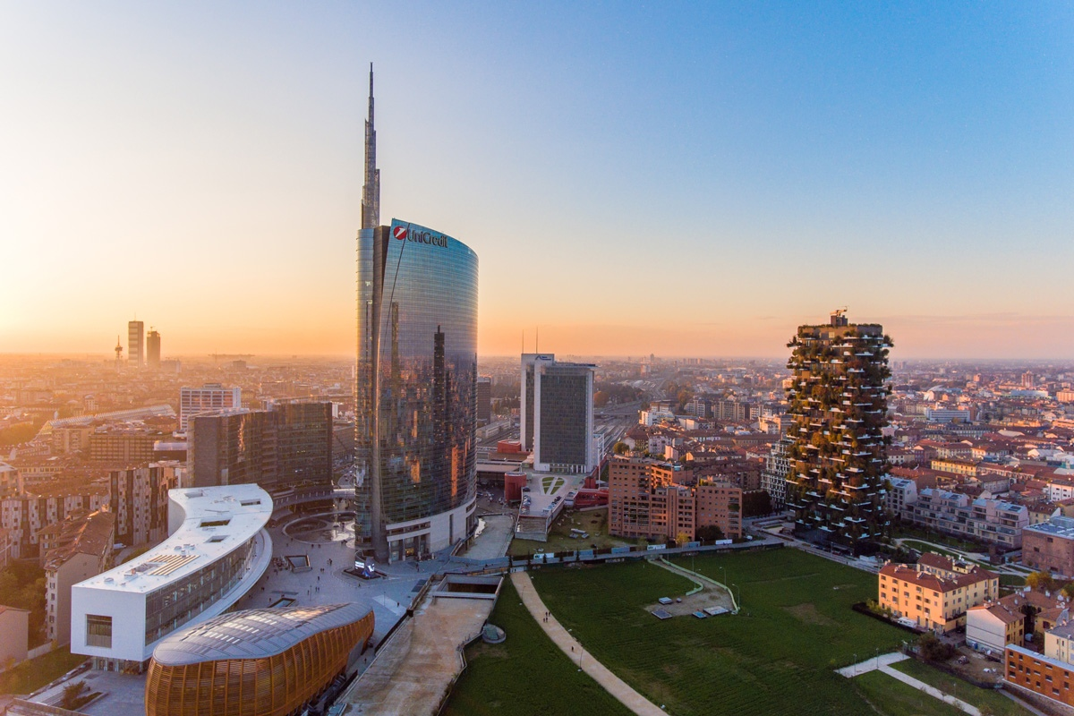 Image: Unicredit Tower