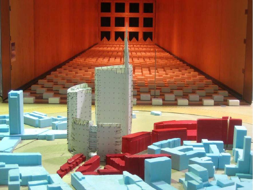 Torre Unicredit model