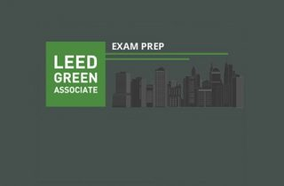 Image: LEED Green Associate Exam Prep: Flash Cards and Practice Exams