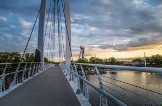 Image: Engineering Pedestrian Bridges