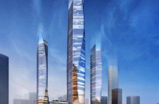 Image: 青岛国信·海天中心项目