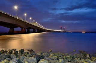 Image: Pont Second Severn Crossing