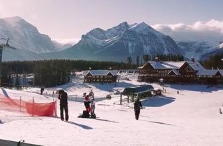 Image: Forecast Meteorology at Lake Louise Alpine World Cup 2015