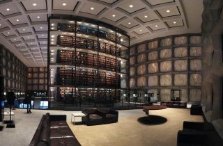 Image: Rare Book & Beinecke Manuscript Library, Université Yale