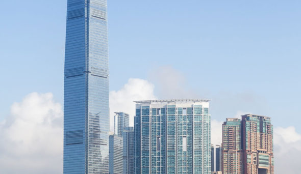 International Commerce Center Hong Kong