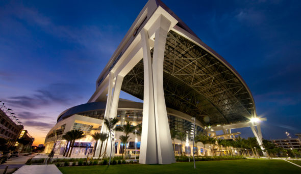 Miami Marlins Stadium1